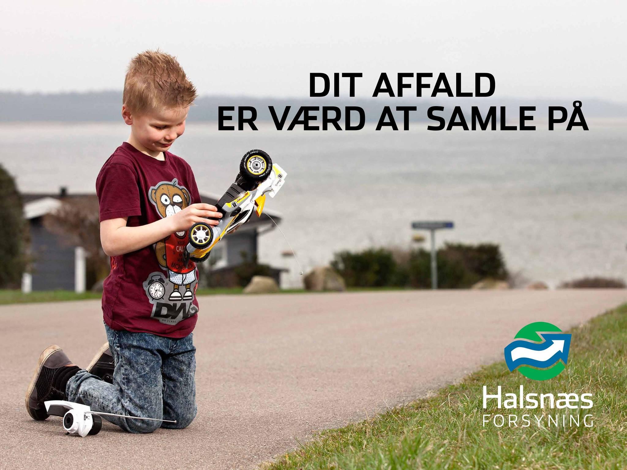 Halsnæs Forsyning får ny kampagne | 1