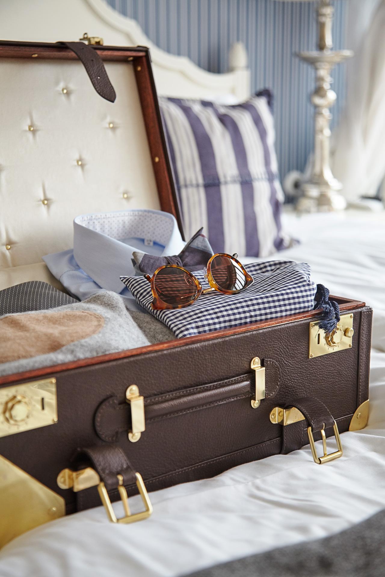Den kompromisløse kuffert, der oser af luksus! | 1