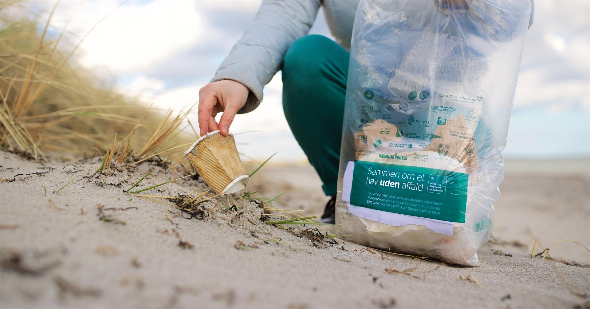 """Sammen om et hav uden affald"" på Folkemødet | 1"